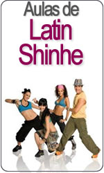 Aulas de Latin Shine Danca Fitness