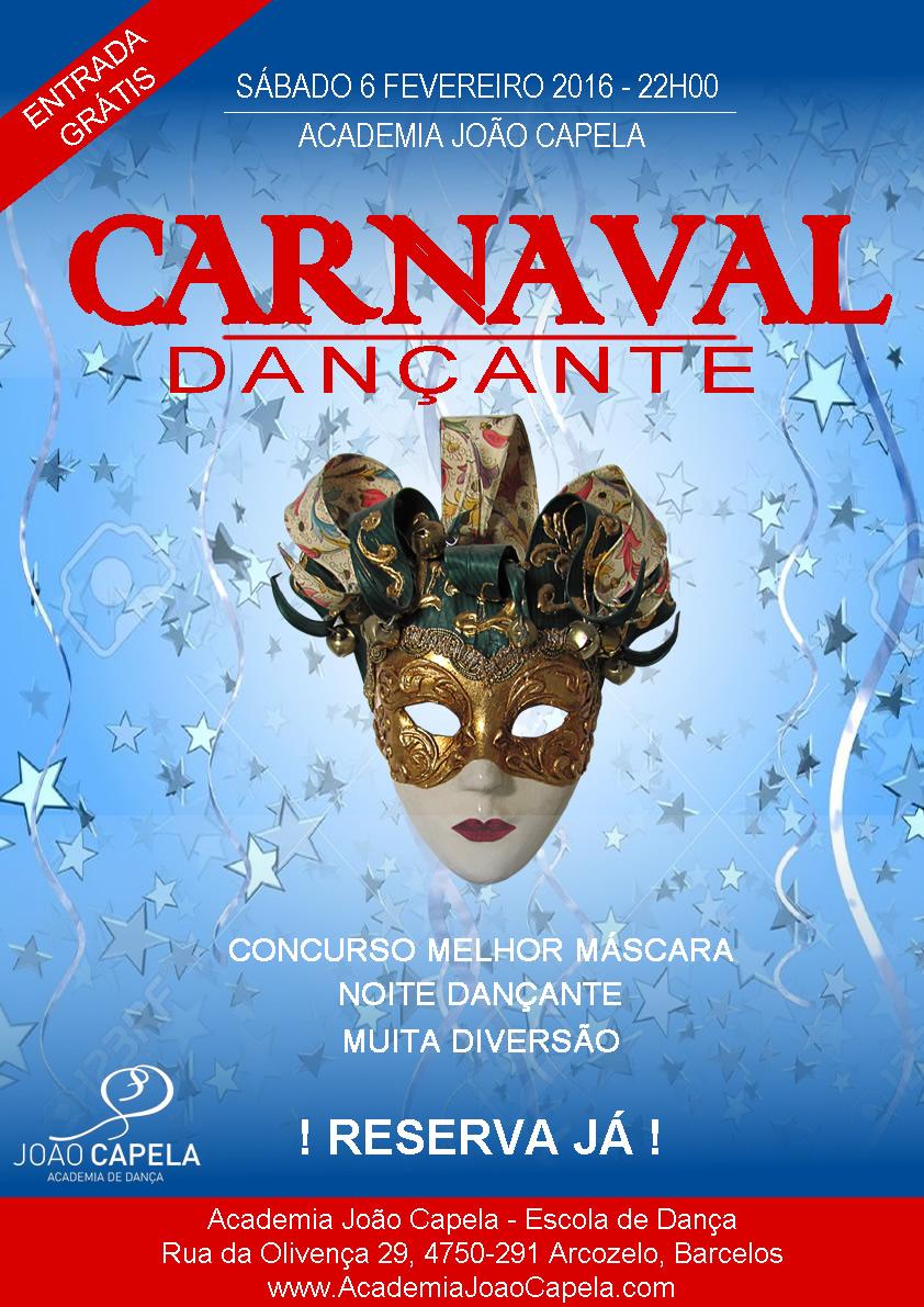Carvanal Dançantes da Academia João Capela