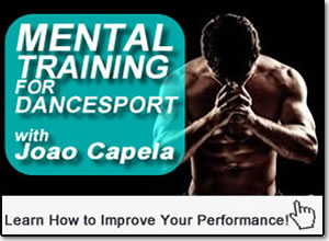Mental Training for Dancesport
