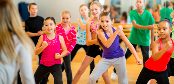 Aulas de Dance Kids