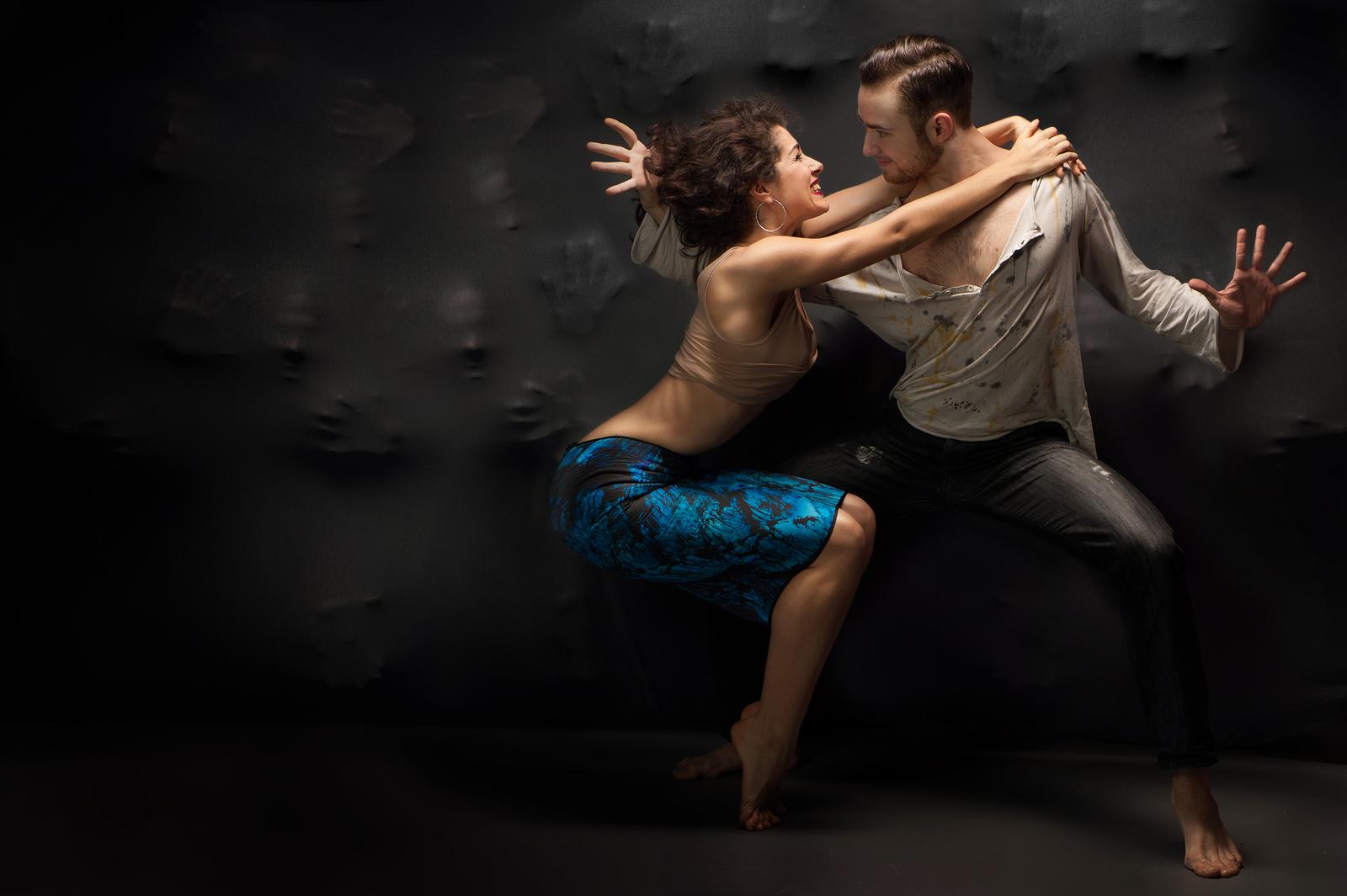 Experimente uma Aula de Dança experimental na Academia João Capela em Barcelos