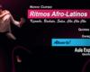 Curso Ritmos Afro Latinas Abril